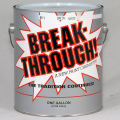 Break-Through Clear Satin