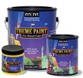 Pre-Mixed Scenic Artist Colors